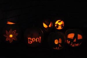 Halloween Pumpkins #HamOntHowl